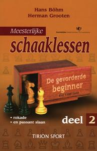 Meesterlijke schaaklessen, deel 2 - 9789043906913 -