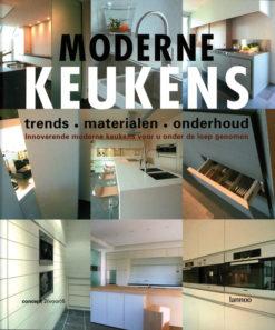 Moderne Keukens - 9789020958218 -
