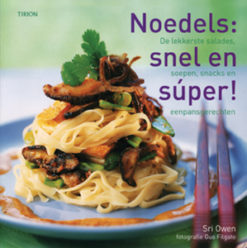 Noedels: snel en super! - 9789043909983 - Sri Owen