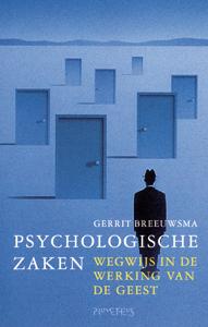 Psychologische zaken - 9789044601879 -