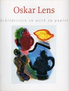 Schilderijen en werk op papier - 9789077907047 -  Lens