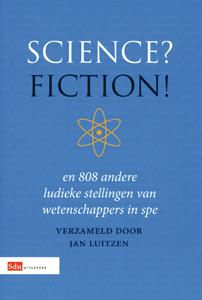 Science! Fiction! - 9789012116800 - Jan Luitzen