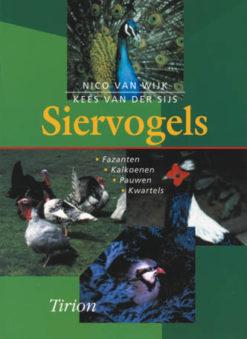 Siervogels - 9789052104430 - Nico van Wijk