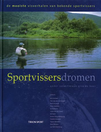 Sportvissersdromen - 9789043905862 -  de Boer