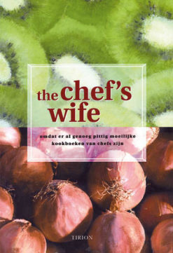The Chef's Wife - 9789043906487 -  Bormans