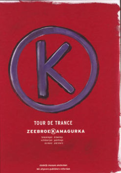 Tour de Trance - 9789056622275 - Luc Zeebroek