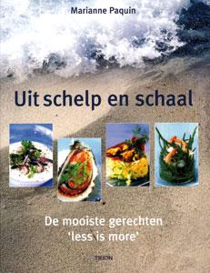 Uit schelp en schaal - 9789043910422 - Marianne Paquin