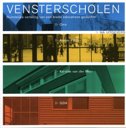 Vensterscholen - 9789056622091 -