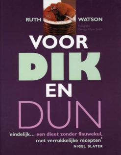 Voor dik en dun - 9789059560697 - Ruth Watson