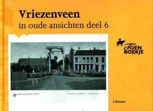 Vriezenveen - 9789028837157 -  Hosmar