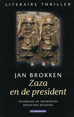 Zaza en de president - 9789045008455 -  Brokken