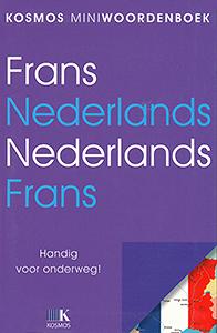 Frans-Nederlands Nederlands-Frans - 9789021545578 -