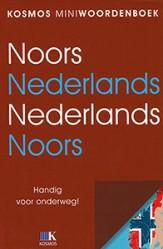Noors-Nederlands Nederlands-Noors - 9789021545646 -