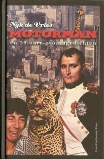 Motorman - 9789033006234 - Nyk de Vries