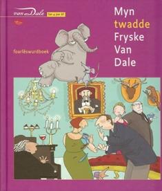 Myn twadde Fryske Van Dale - 9789033007460 -