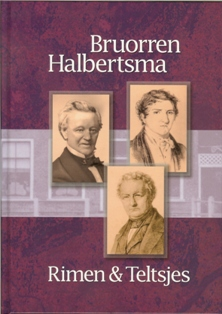 Rimen en Teltsjes - 9789033008634 - Bruorren Halbertsma