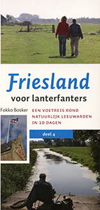 Friesland voor lanterfanters - 9789033008924 - Fokko Bosker