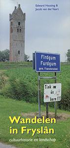Wandelen in Fryslan - 9789033011535 - Edward Houting