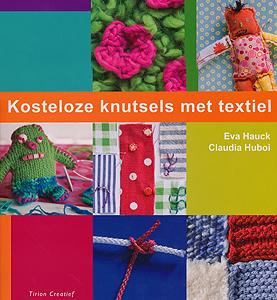 Kosteloze knutsels met textiel - 9789043914420 - Eva Hauck