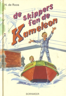 De skippers fan de Kameleon - 9789056151287 -  De Roos