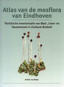 Atlas van de mosflora van Eindhoven - 9789081018821 -