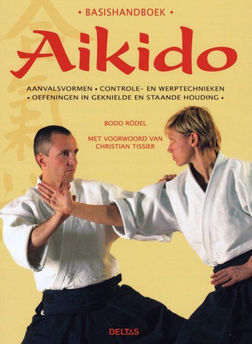 Basishandboek Aikido - 9789044714524 - Bodo Rödel