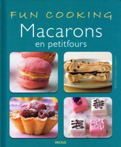 Macarons en petitfours - 9789044727449 -  Schmidt-Thomé