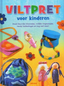 Viltpret voor kinderen - 9789044727548 -