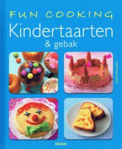 Kindertaarten & gebak - 9789044731460 - Christiane Kührt