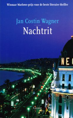 Nachtrit - 9789059362109 - Jan Costin Wagner