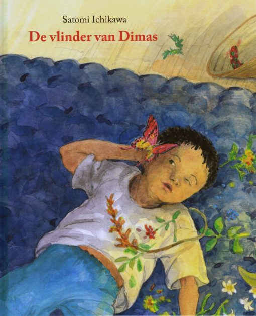 De vlinder van Dimas - 9789060386705 - Satomi Ichikawa
