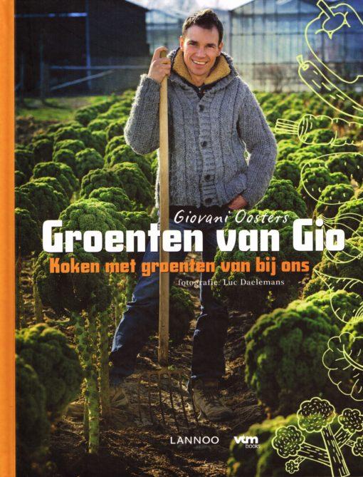 Groenten van Gio - 9789401402422 - Giovani Oosters