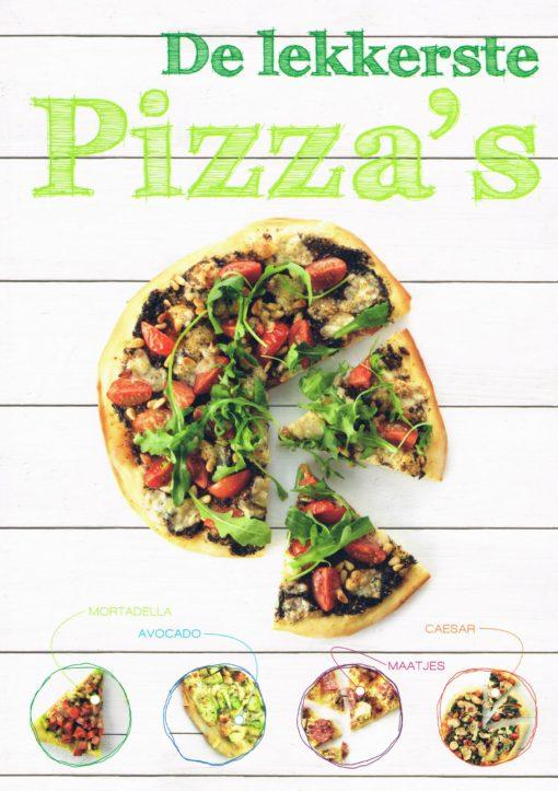 De lekkerste pizza's - 9789401403122 - Harry Belmans