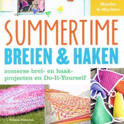Summertime, breien & haken - 9789058772954 - Marike Doedens