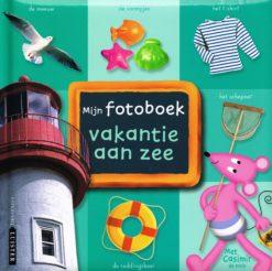 Mijn fotoboek – Vakantie aan zee - 9789077867297 -
