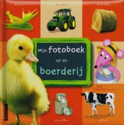 Mijn fotoboek – Op de boerderij - 9789077867389 -