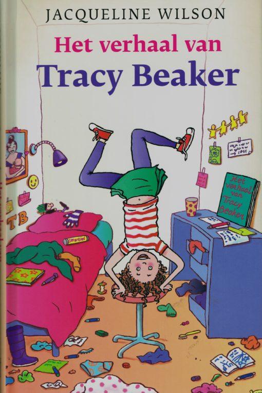 Het verhaal van Tracy Beaker - 9789026133190 - Jacqueline Wilson