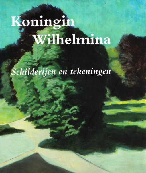 Koningin Wilhelmina - 9789040082535 -