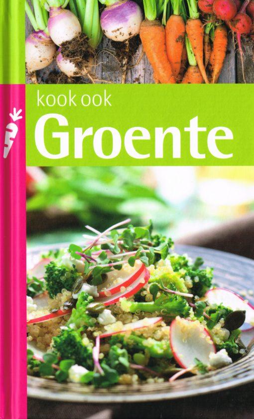 Kook ook Groente - 9789021554167 -