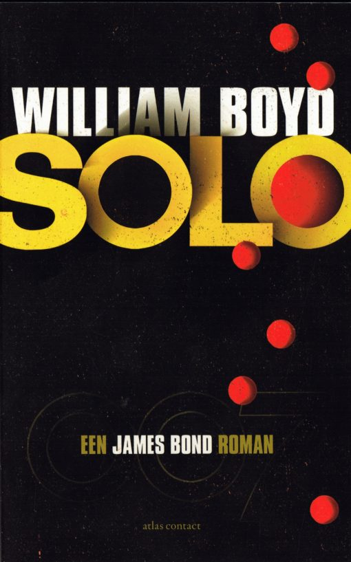 Solo - 9789025441432 - William Boyd