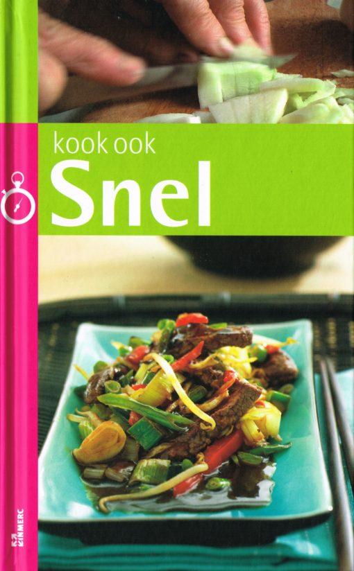 Kook ook Snel - 9789066118232 -