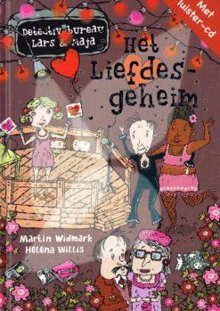 Het liefdesgeheim - 9789078124405 - Martin Widmark