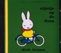 Nijntje op de fiets - 9789054440505 - Dick Bruna