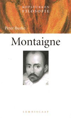 Montaigne - 9789056372323 - Peter Burke