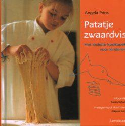 Patatje zwaardvis - 9789056374464 - Angela Prins
