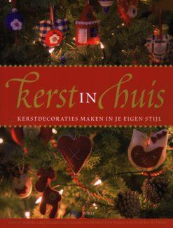 Kerst in huis - 9789058772961 - Gonny Albers