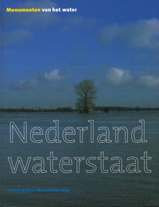 Nederland Waterstaat - 9789071107597 - Toon Schmeink