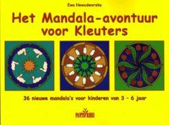 Het Mandala-avontuur voor kleuters - 9789076771830 - Ewa Nowodworska