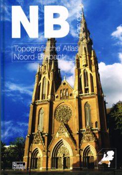 Topografische Atlas Noord-Brabant - 9789077350683 -