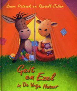 Geit en Ezel in de vrije natuur - 9789077867358 - Simon Puttock